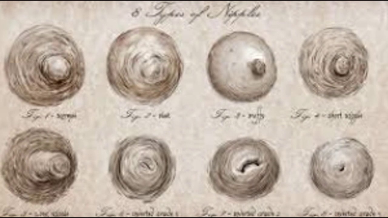Typer nippelskæring Forskellige typer af Nipler Hvor mange-8452