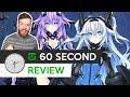 60 Second Review: Megadimension Neptunia VII (Idea Factory International)