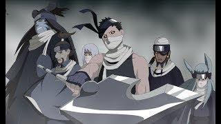 Какаши и его команда против 7 Мечников тумана | Kakashi and his team against 7 Swordsmen