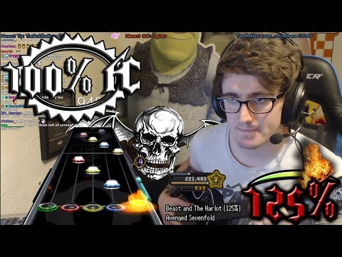 BEAST AND THE HARLOT 125% ~ A7X ~ 1ST TRY FC