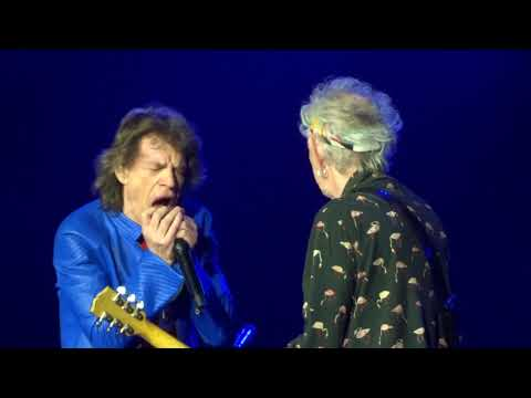 Midnight Rambler,  The Rolling Stones, No Filter, Paris 3