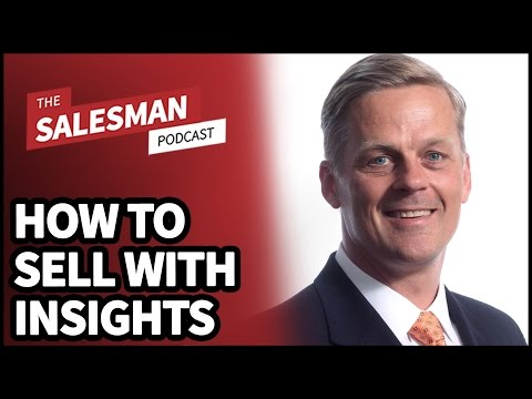 How To Get ATTENTION In Sales (By Selling With Insights) With Michael Harris
