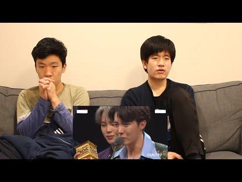 BTS (방탄소년단) ARTIST OF THE YEAR SPEECH @ 2018 MAMA HONG KONG REACTION