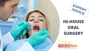 Now Trending - In-house oral Surgery by Dr. Jason Ingber