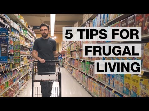 How To Live A More Frugal Life