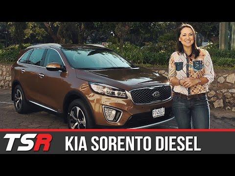 Kia Sorento Diesel 2017 Atrevida, exagera pero no miente. Monika Marroquin