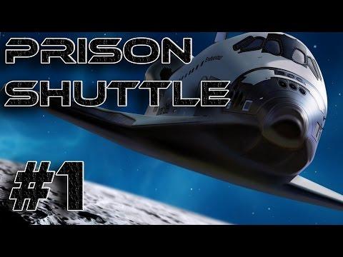 Prison Shuttle #1 - Prep work!