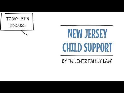 Child Support | Wilentz, Goldman & Spitzer, P A
