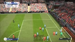 FIFA 15 VS PES 2015 - FULL MATCH 1080p HD Gameplay