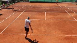 Set, Alejandro Davidovich VS Andrey Kuznitcov