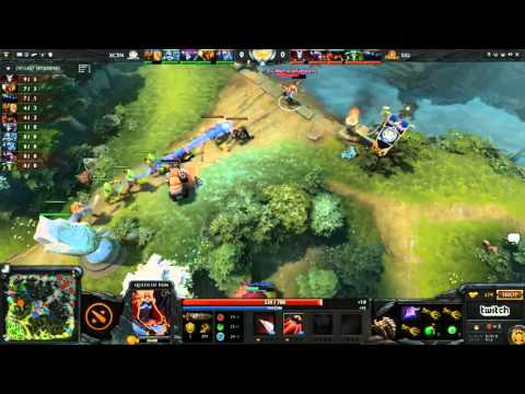 Execration vs Signature.Trust Group Stage Game 2 - Manila Major SEA Qualifier