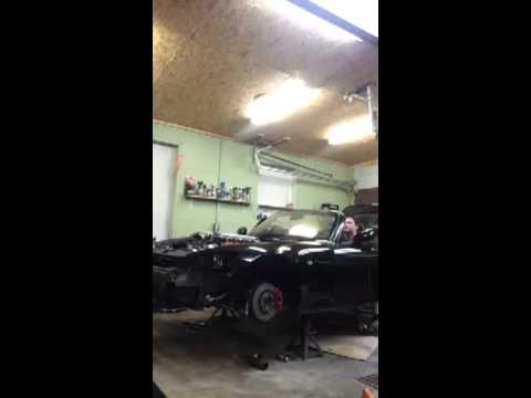 S2000 viper v10 engine start up