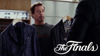 Тони Старк приглашает Человека-Паука на финал НБА. Русские субтитры