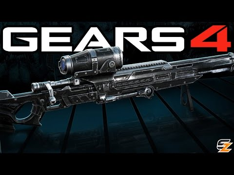 Gears of War 4 - Classic One Shot One Kill OSOK Special Event Gameplay!