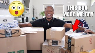 VERY HUGE PO BOX OPENING *I CANT BELIEVE SHE SENT ME THIS* | Alonzo Lerone