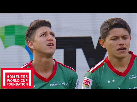 Mexico v Chile | Men's Final | FULL MATCH | Homeless World Cup 2018