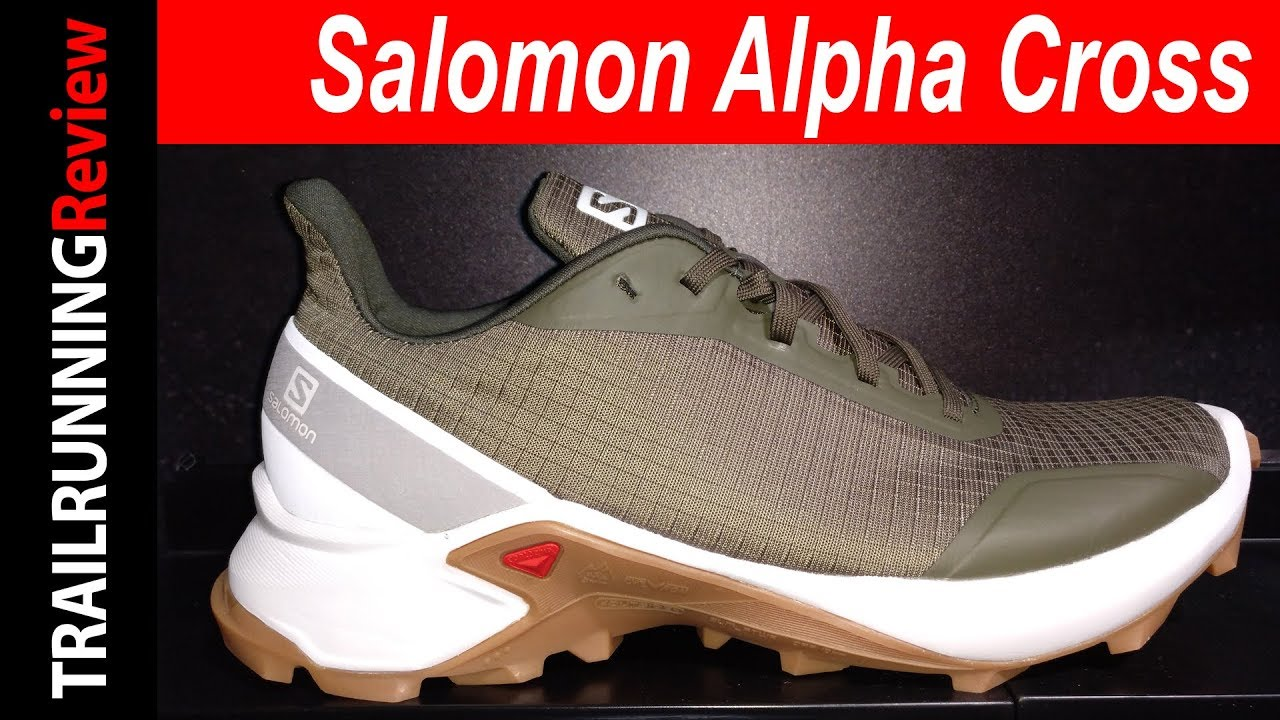 Salomon Alpha Cross Preview - Buscando la máxima comodidad