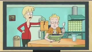 Рик и Морти - Лучшие и Смешные Моменты | Бесконечное Телевидение