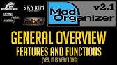 Mod Organizer 2 | Mods & Management | 2 of 5 - YouTube