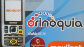 Software Y Quitar Codigo Para Orinoquia U5760(Jaspe), U2801, C5635, C5120 y U5120 Solución