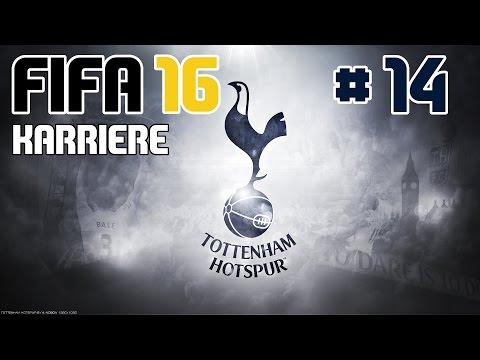 FIFA 16 KARRIEREMODUS # 14 // EURO LEAGUE AUFTAKT | Standard Lüttich - Tottenham Hotspur