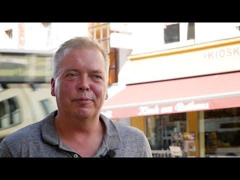 Uli vom Rathaus Kiosk im Interview | Fiesta Viktoria | Viktoriaviertel, Bonn