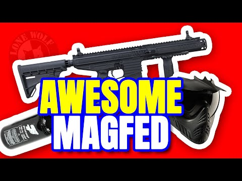 Awesome Magfed Package | Tippmann Stormer Elite | Lone Wolf Paintball Michigan