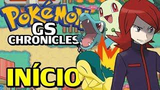 Pokémon GS Chroniclesl (Hack Rom) O Início de Um Novo Gold!