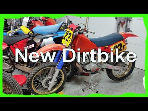 New Dirtbike:  1985 Maico 500 AC Scrambler / Enduro