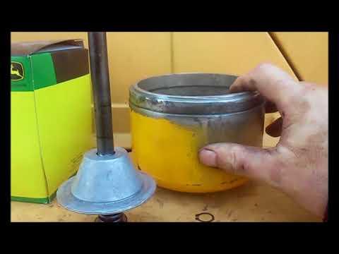 John Deere 310b Hydraulic Fluid Change