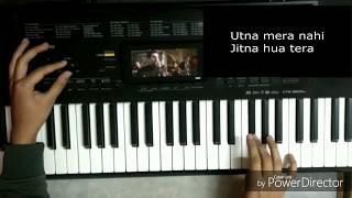 Ae Dil Hai Mushkil | Piano cover | Ranbir Kapoor | Full Song | (Use Headphones) |