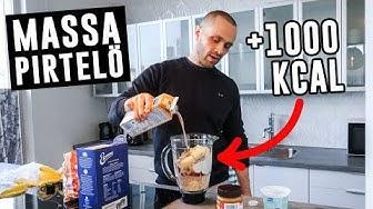 YLI 1000KCAL MASSANLISÄYSPIRTELÖ!! | SAFKAKORNERI #7