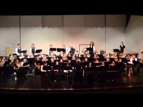 Sun Dance - Bak Middle School of the Arts Advanced Band