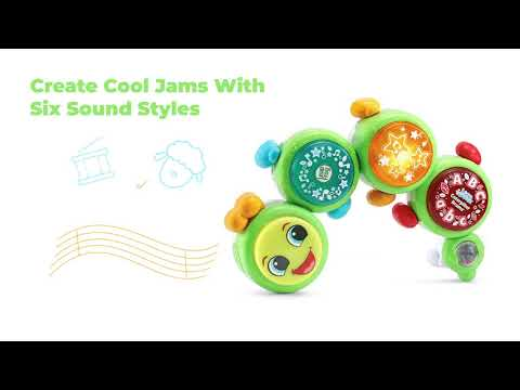 Learn & Groove® Caterpillar Drums | Demo Video | LeapFrog®