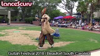 The 2018 Gullah Festival African Dance Presentation | Beaufort South Carolina! - The LanceScurv Show