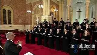 The Little Road to Bethlehem - Head - The Graduate Choir NZ