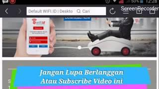 Video Cara Internet Wifi ID Gratis Aktif Seumur Hidup Terbaru Desember 2015   YouTube download MP3, 3GP, MP4, WEBM, AVI, FLV Agustus 2018