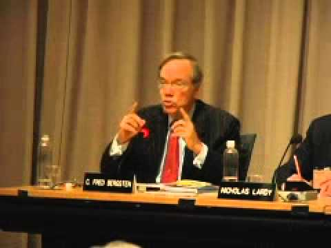 China's Rise: World Bank Event