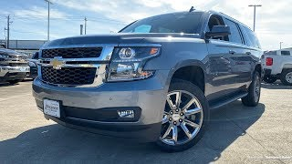 2019 Chevrolet Suburban LT (5.3L V8) - Review