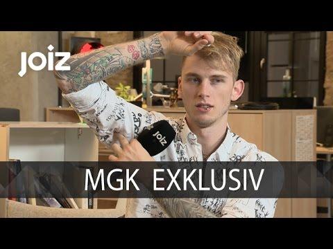 Machine Gun Kelly Interview bei JOIZ