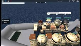 Navy seal army review,(Roblox)