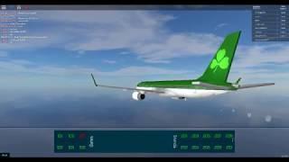 Roblox (SFS Fight Simulator) Thai Airway A380 Rot bis Weiß