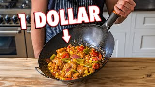 The 1 Dollar Sweet and Sour Chicken | But Cheaper
