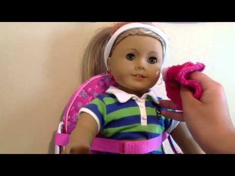 How To Clean Your Doll's Skin