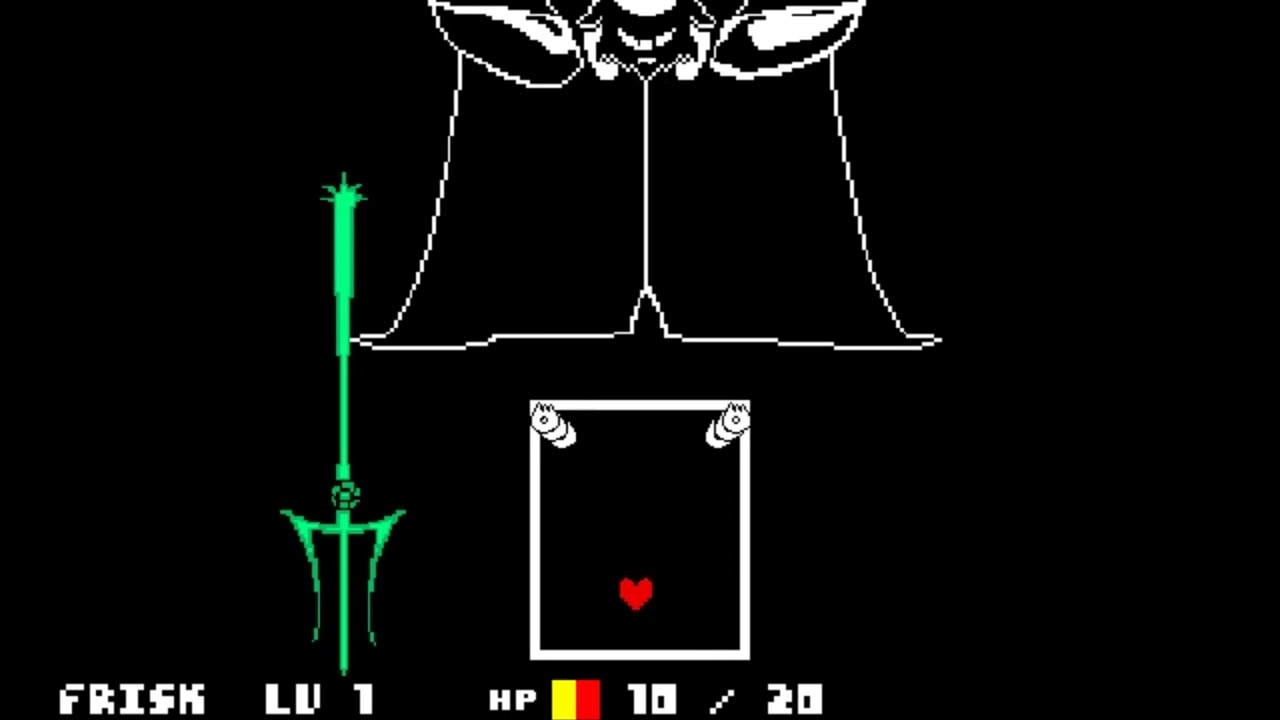 [unitale,CYF] underTorns Asgore battle! [Demo,undertale ...
