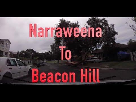 Drive | Sydney | Narraweena To Beacon Hill