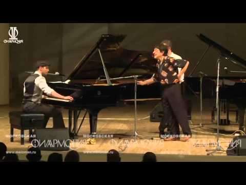 Bumble Boogie in Moscow - Tchaikovsky Hall