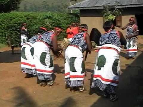 Ufueng - Nyanga Dance from Aghem Wum, Menchum Cameroon