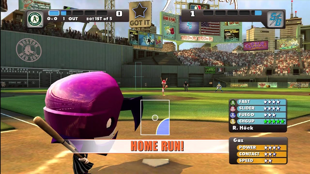 Nicktoons Mlb Xbox 360 Quot This Game Is More Fun Than Mlb