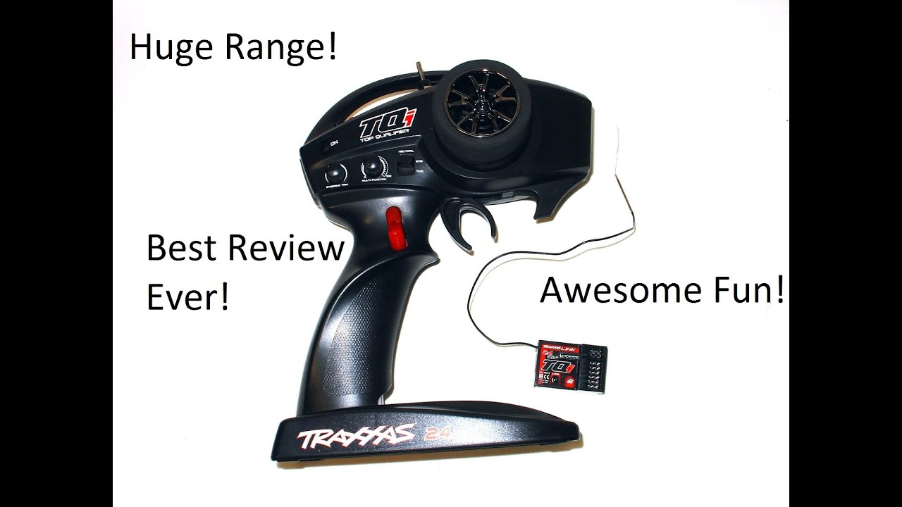 traxxas tqi 4 channel remote review vs old traxxas 27 remote rh youtube com Traxxas TQi Radio Traxxas Radio Controlled Cars